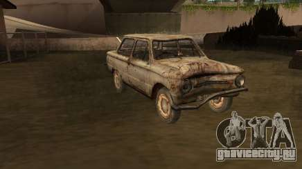 Запорожец из С.Т.А.Л.К.Е.Р. для GTA San Andreas