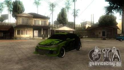 Chevrolet Lacetti Tuning для GTA San Andreas