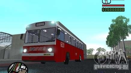 Ikarus Ik4 для GTA San Andreas