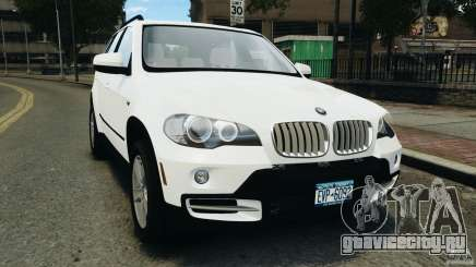 BMW X5 xDrive48i Security Plus для GTA 4