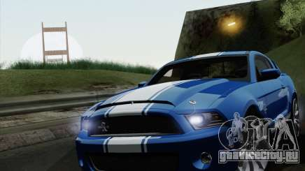 Ford Shelby GT500 Super Snake 2011 для GTA San Andreas