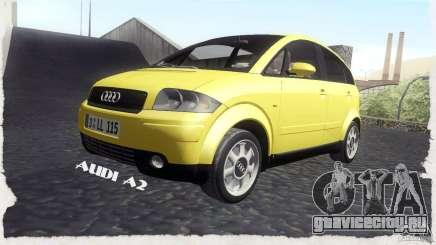 Audi A2 для GTA San Andreas