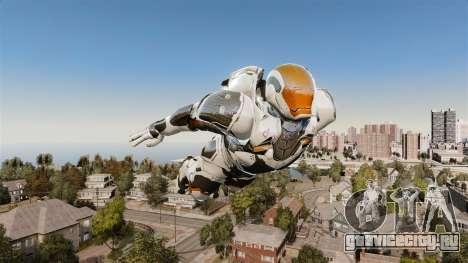 Железный Человек IV v2.0 для GTA 4