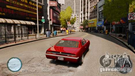 Спидометр AdamiX v2 для GTA 4 второй скриншот