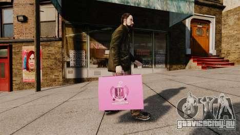 Пакет Victorias secret для GTA 4