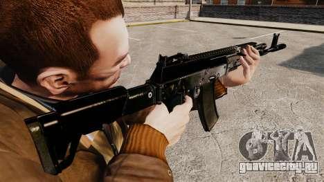 Автомат Калашникова AK-12 для GTA 4 второй скриншот