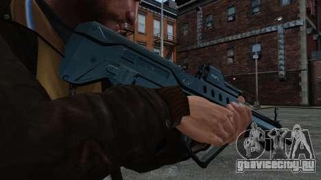 Штурмовая винтовка TAR-21 для GTA 4 третий скриншот