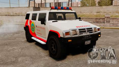 Новая раскраска Noose Patriot для GTA 4