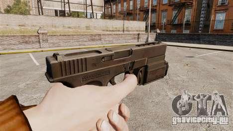 Тактический пистолет Glock 18 v1 для GTA 4 второй скриншот