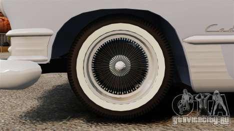 Cadillac Series 62 convertible 1949 [EPM] v4 для GTA 4 вид справа