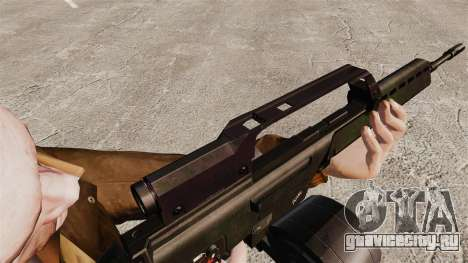 Штурмовая винтовка H&K MG36 v1 для GTA 4 четвёртый скриншот