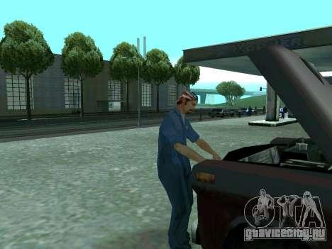 Dwayne and Jethro v1.0 для GTA San Andreas второй скриншот