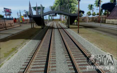 RoSA Project v1.2 Los-Santos для GTA San Andreas четвёртый скриншот