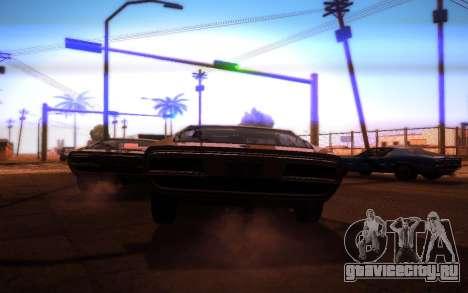 ENBS V3 для GTA San Andreas двенадцатый скриншот