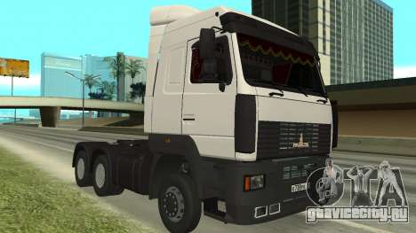 МАЗ 5440 для GTA San Andreas