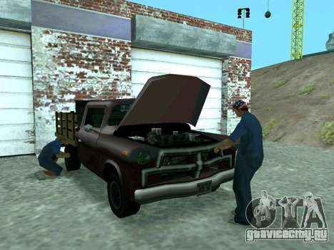 Dwayne and Jethro v1.0 для GTA San Andreas