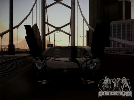 Lamborghini Aventador LP760-2 для GTA San Andreas вид слева