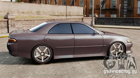 Toyota Mark II 1990 v1 для GTA 4