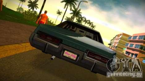 ENBSeries by FORD LTD LX v2.0 для GTA Vice City четвёртый скриншот