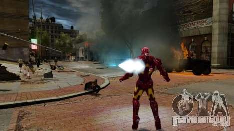 Железный Человек IV v2.0 для GTA 4 восьмой скриншот