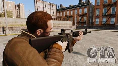 M16 A2 для GTA 4 второй скриншот