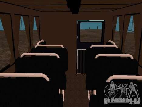 Газ 66 Вахта для GTA San Andreas вид снизу