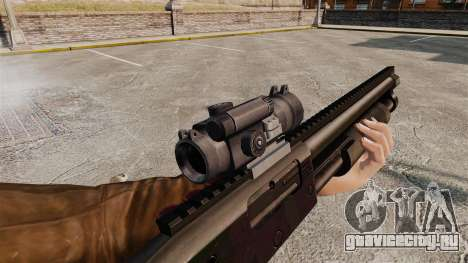 Тактический дробовик v1 для GTA 4 пятый скриншот