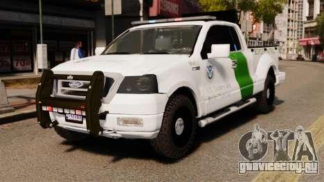 Ford F-150 v3.3 Border Patrol [ELS & EPM] v3 для GTA 4