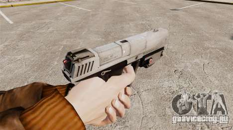 Пистолет M6G Magnum v2 для GTA 4 второй скриншот