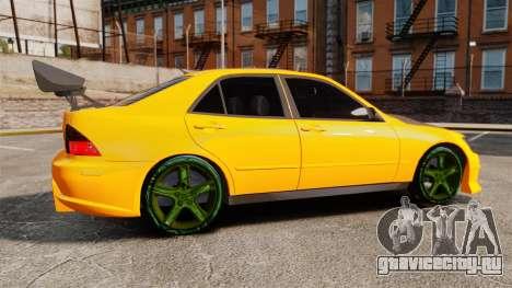 Lexus IS 300 для GTA 4