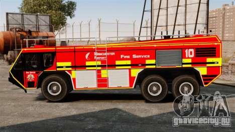 Camion Hydramax AERV v2.4-EX Manchester для GTA 4