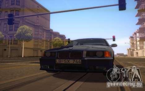 ENBS V3 для GTA San Andreas