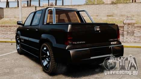 FBI FXT для GTA 4