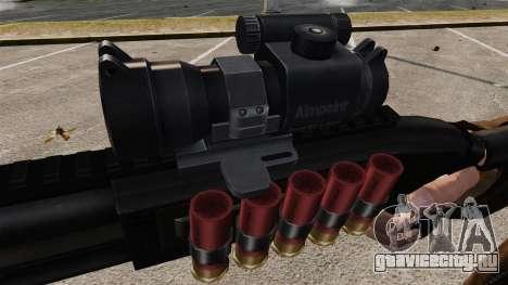 Тактический дробовик v1 для GTA 4 четвёртый скриншот