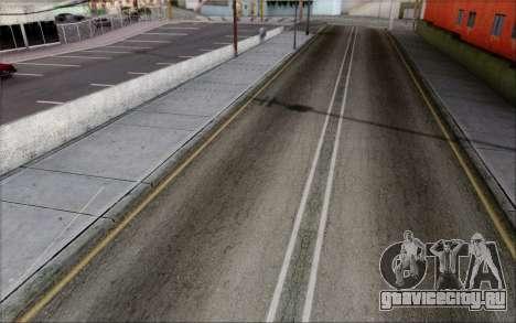 RoSA Project v1.2 Los-Santos для GTA San Andreas третий скриншот