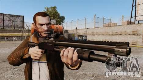 Тактический дробовик v1 для GTA 4 третий скриншот