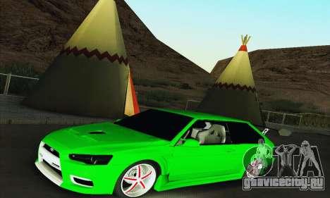 ВАЗ 2108 Lancer для GTA San Andreas