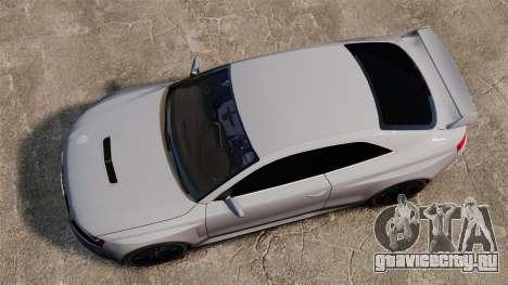 Audi S5 EmreAKIN Edition для GTA 4 вид справа