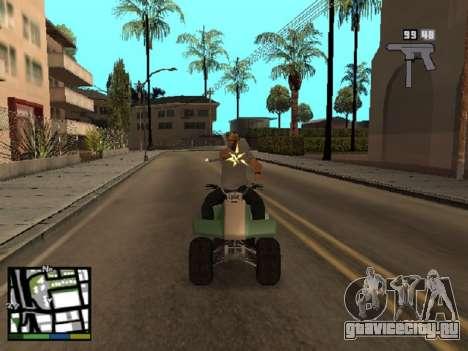 Trevor Filips из GTA 5 для GTA San Andreas четвёртый скриншот