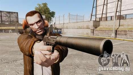 Самозарядный пистолет Walther PPK v1 для GTA 4 третий скриншот