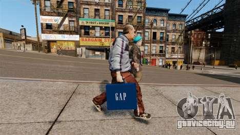Пакет GAP для GTA 4