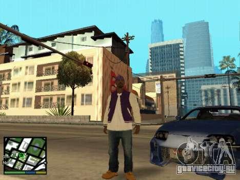 Баллас для GTA San Andreas