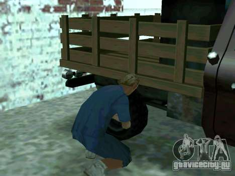 Dwayne and Jethro v1.0 для GTA San Andreas третий скриншот