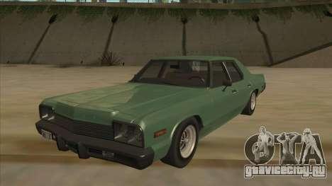 Dodge Monaco V10 для GTA San Andreas
