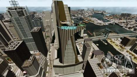 Железный Человек IV v2.0 для GTA 4 второй скриншот