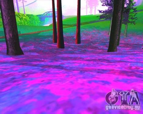 NarcomaniX Colormode для GTA San Andreas шестой скриншот