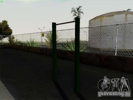 Турник для GTA San Andreas третий скриншот