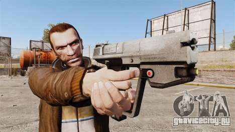 Пистолет M6G Magnum v2 для GTA 4 третий скриншот