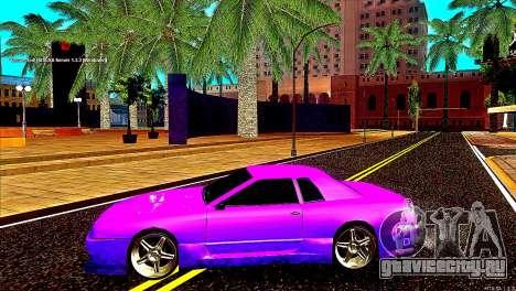 Elegy Drift Silvia для GTA San Andreas вид справа