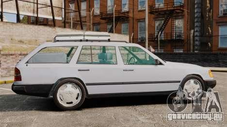 Mercedes-Benz W124 Wagon (S124) для GTA 4